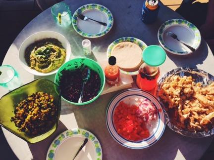 taco tuesday, tacos, vacation